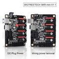 BIGTREETECH SKR mini V1.1 32 битная плата управления ARM CPU 32-битный 3D принтер части TMC2130 SPI TMC2208 A4988 Драйвер Reprap MKS GEN L