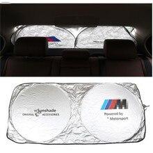 Автомобильные Навесы переднего окна от солнца лобового стекла козырек крышка для BMW F10 F25 F26 E36 E39 E46 E30 E60 E90 f30 X5 E53