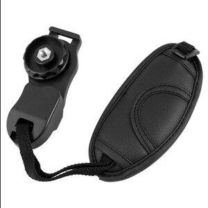 Image 1 - Darmowa wysyłka 100% gwarancji nowa kamera uchwyt na pasek na rękę dla NIKON D7000 D90 500d 50d 60d 70d 5d2 7d 6d D3000 wysokiej jakości