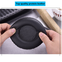 Replacement 108mm Memory Foam Ear Pads Cushions for AKG K550/551/240S/242 A500/900 Headphones