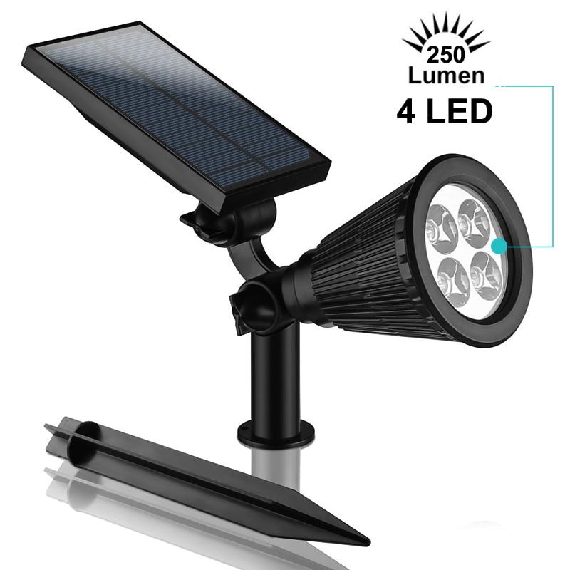 KHLITEC-Solar-Spotlight-Adjustable-Solar-Lamp-47-LED-Waterproof-IP65-Outdoor-Garden-Light-Lawn-Lamp-Landscape-Wall-Lights4