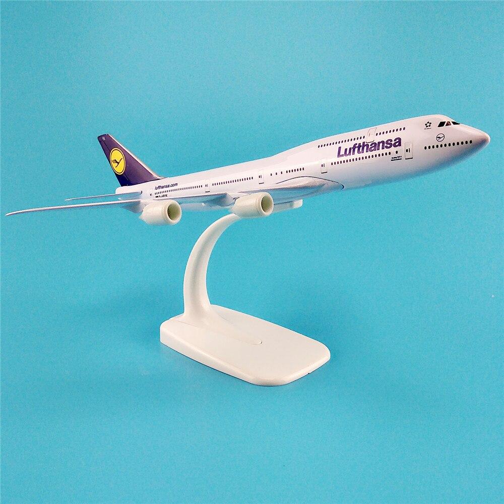 metal alemao ar lufthansa airways boeing 747 05