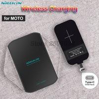 Nillkin Qi Wireless Charging Type C Receiver Fast Wireless Charger For Motorola MOTO Z Z Play
