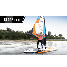 Aqua Marina Champion 99BT S300 windsurf sail board Stand up paddle Inflatable Windsurf/SUP-All-Around Cruising/Wave