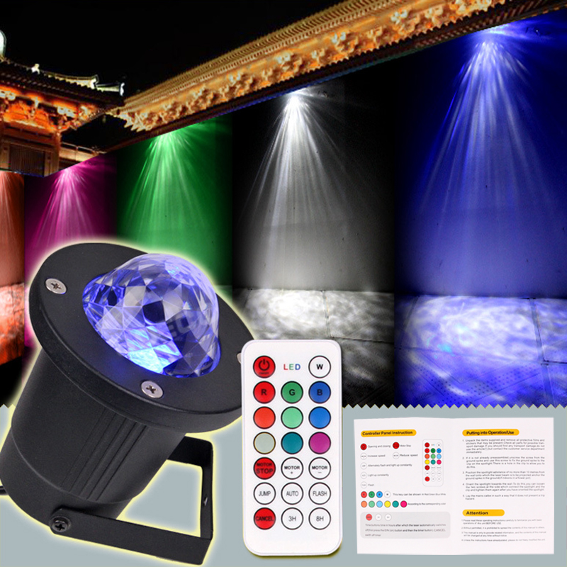 Buy 1xnew outdoor flame ocean wave led - Luces led jardin ...