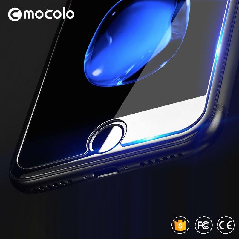 Mocolo 2.5D 9H ապակու պաշտպանող ապակու - Բջջային հեռախոսի պարագաներ և պահեստամասեր - Լուսանկար 5