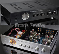 Music Hall Latest High End XiangSheng 728A Vacuum 12AT7 12AU7 Tube Pre Amplifier Stereo HiFi Preamp