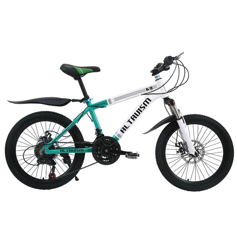 Altruism K9 Kids Mountain Bikes Aluminum 21 Speed Bicycle -2166