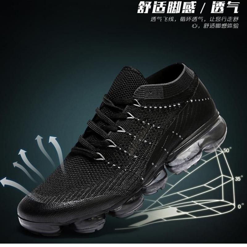 Vapormax 0 3 Sapatos Dos Novo Ao 1 Almofada Homens Que Ar Calçados 6 Funcionam 2019 2 Esportivos Originais De Tênis Das Livre Mulheres 4 Respirável 2 5 5IwtcqqAg