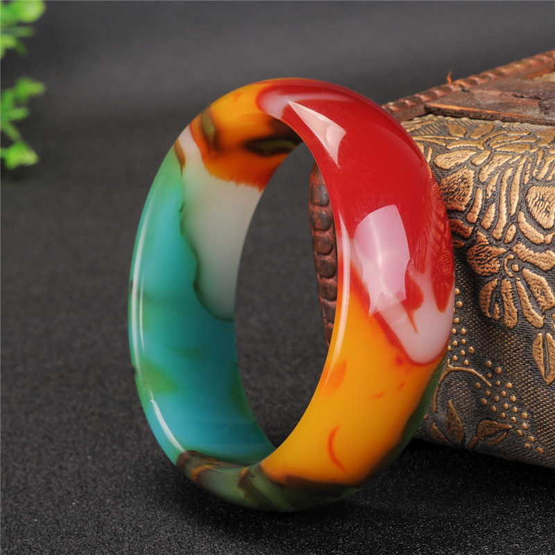 Тип льда изумрудного цвета Кварц Рок нефритовый браслет подлинный фиолетовый браслет женский нефритовый браслет