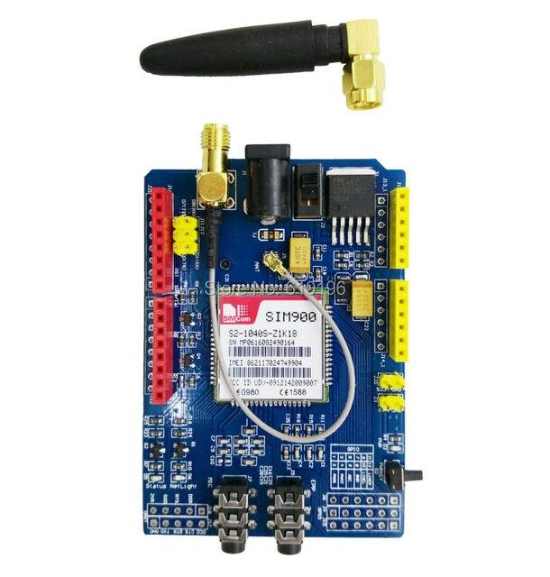 SIM900 GSM GPRS Модуль Квад-Совет По Развитию Беспроводной Передачи Данных для Arduino Raspberry Pi