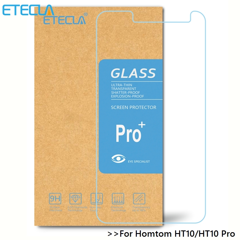 2PCS <font><b>Homtom</b></font> Ht10 Tempered Glass On <font><b>Homtom</b></font> Ht10 Glass Ht <font><b>10</b></font> Screen Protector Tempered Glass On 9h 2.5D Super HD Glass Film image