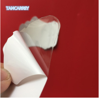 Tancarrey Car door handle protection Stickers for Mercedes Benz W203 W204 W205 W211 Cadillac ATS SRX For Lexus RX RX300 Porsche image