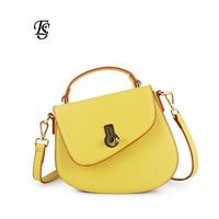 E.SHUNFA brand female bag series package 2019 fashion PU chain shoulder bag female personality large capacity saddle bag handbag