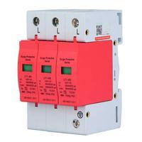3P 40/65/80KA ~385VAC House Surge Protector Low voltage