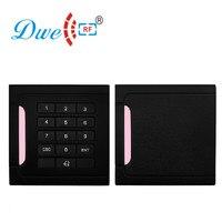 DWE CC RF Proximity RFID Card Reader Keypad Wiegand 26 Or Wiegand 34 Scanner EM ID