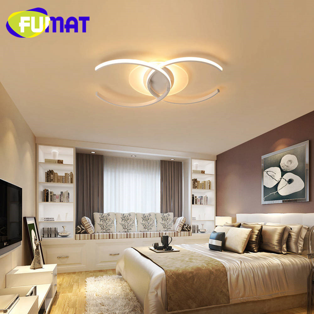 FUMAT Modern LED ceiling light led ceiling lamp Acrylic led light for living room bedroom led ceiling lamp home lighting 110-240FUMAT Modern LED ceiling light led ceiling lamp Acrylic led light for living room bedroom led ceiling lamp home lighting 110-240
