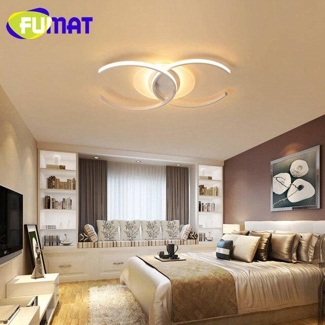 FUMAT Modern LED ceiling light led ceiling lamp Acrylic led light for living room bedroom led ceiling lamp home lighting 110-240