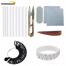 Ring size adjuster tools measuring loop Bracelet sizer Bangle Jewelry Making Gauge