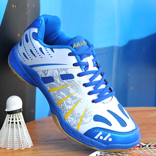 Badminton Shoes Men Women Outdoor Sports Breathable Sneakers Training S