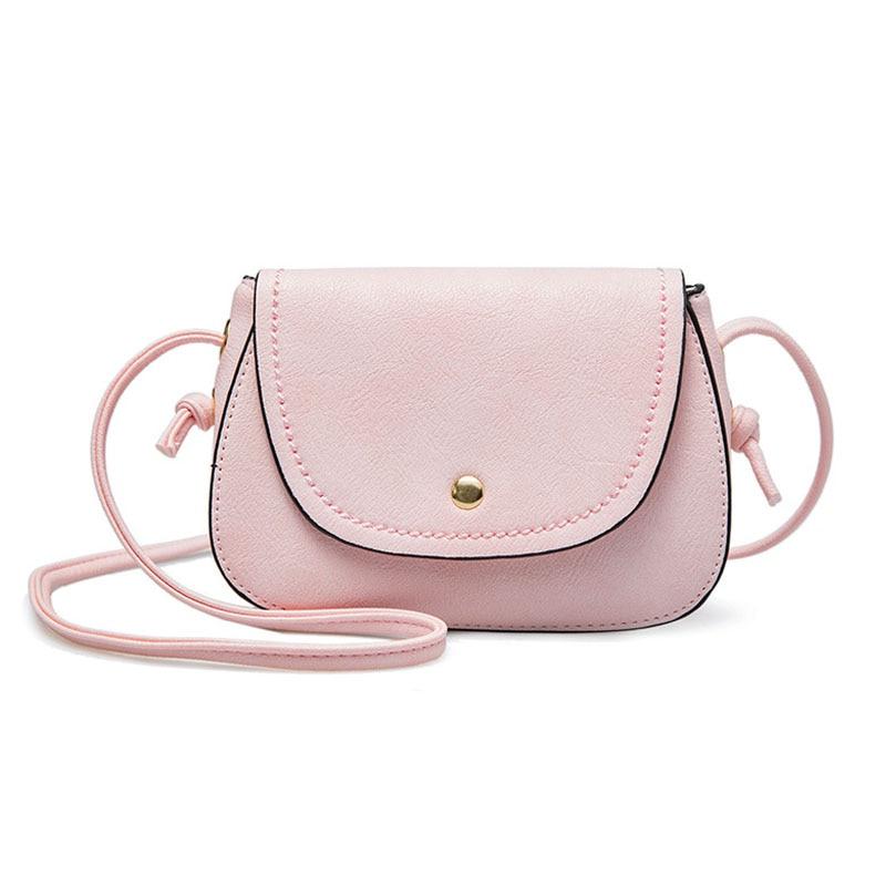 New Fashion Small Bag Women Saddle Bags For Girl Messenger Bag ...