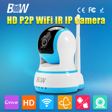 H.264 WiFi IP Camera CCTV 720P Wireless Security Camera Wi-Fi IR-Cut Night Vision for Android IOS Mobile View Video Surveillance