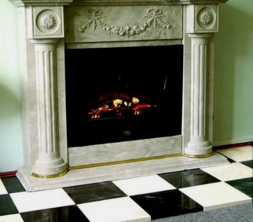 Plastic molds for concrete plastic Fireplace Plaster Stone Tiles  Hard ABS Plastic Decor Wall Home indoor and outdoor hearth