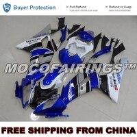 Plastics Fairings For Yamaha R6 2006 2007 06 07 Injection ABS Motorcycle Fairing Kit Bodywork Covers Bodywork Covers