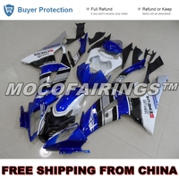 Plastics Fairings For Yamaha R6 2006 2007 06 07 Injection ABS Motorcycle Fairing Kit Bodywork Covers Bodywork Covers
