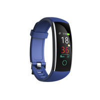 2019 Hot Sale Women Men SmartWatch Sports Fitness Activity Heart Rate Tracker Blood Pressure Watch for Various Smartphone #A