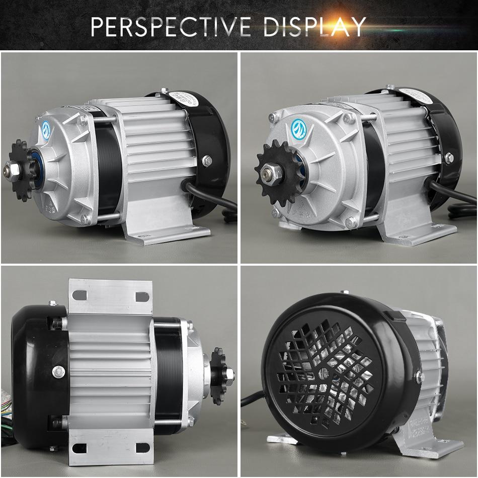 BM1418ZXF 750W 48V BLDC Električni motor bez četkica E-Trishaw - Biciklizam - Foto 2