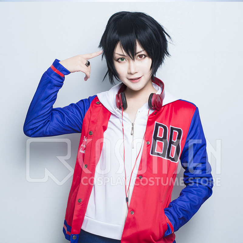 Hypnosis Mic Division Rap Battle Ichiro Yamada Buster Bros Cosplay Costume COSPLAYONSEN new Full Set All