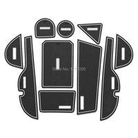 High Quality 10PCS Toyota RAV4 RAV 4 2009 2010 2011 2012 2013 2014 Gate Slot Pad