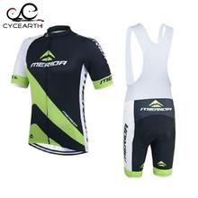MERIDA Summer Quick-Dry Racing Bike Cycling Clothing Cycle Cycling Jerseys Breathable MTB Bicycle Clothes Cycling Jersey