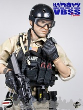 PLAYHOUSE 1/6 The United States Visit Board Search and Seizure Team VBSS Collection Action Figure(China)