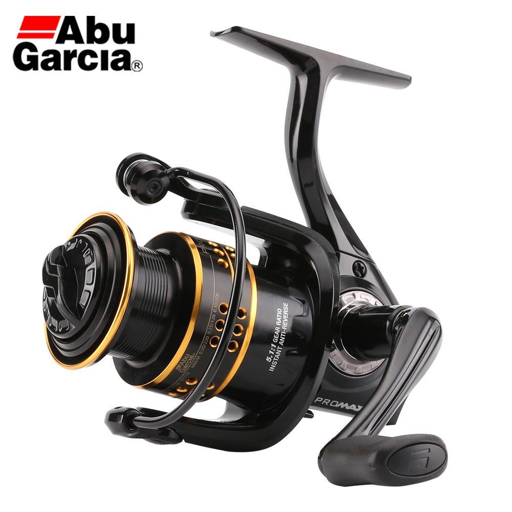 ABU GARCIA Spinning Fishing Reel PMAX 500 1000 2000 3000 4000 Carp Fishing Max drag 6