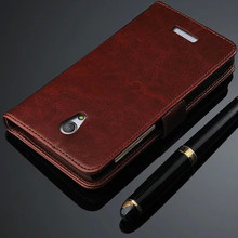 A15 For Highscreen Power Five Pro Case Vintage Luxury Wallet Flip Leather Case For Highscreen Power Five Pro Phone Cover(China)
