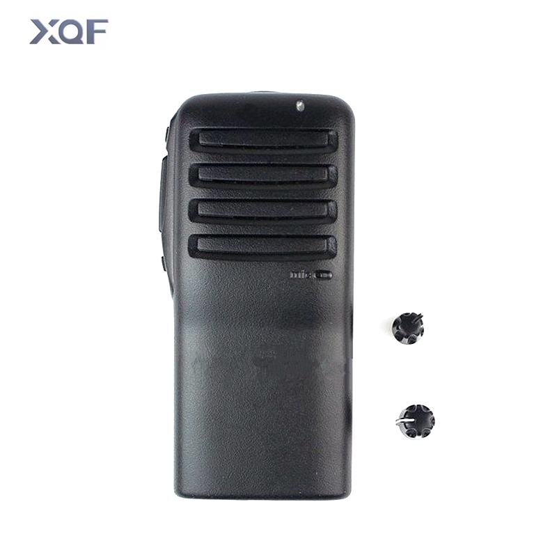 Walkie Talkie Housing Case Front Cover Shell Surface+Speaker+Knob For Icom IC-F26 F16 Radio Accessories
