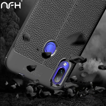 Retro Litchi Leather Skin Soft Silicone Case For Xiaomi Note 7 7S Pro Protection Phone On Redmi 6A MAX 3 Mix 2S