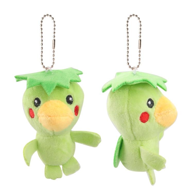 10% Cute Gemini Anime Duck Small Plush Pendant Toy Doll Plush Keychain 8cm Wj04 Moderate Cost