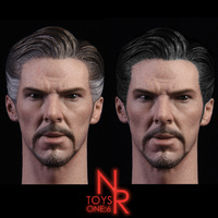 1/6 Scale Doctor Strange Head Sculpt Model 2.0 Headplay for 12 Inches Action figure Body Part Accessories