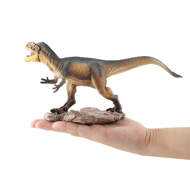 Classic Toys Jurassic Period Dinosaur World Park Yutyrannus Model Toy Animal Plastic PVC Action Figure Gifts For Kids Anime