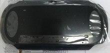الأصلي 90% الجديد ل psvita ل ps vita psv 1000 لعبة وحدة التحكم الغطاء الخلفي 3G النسخة أو واي فاي الإصدار الأسود