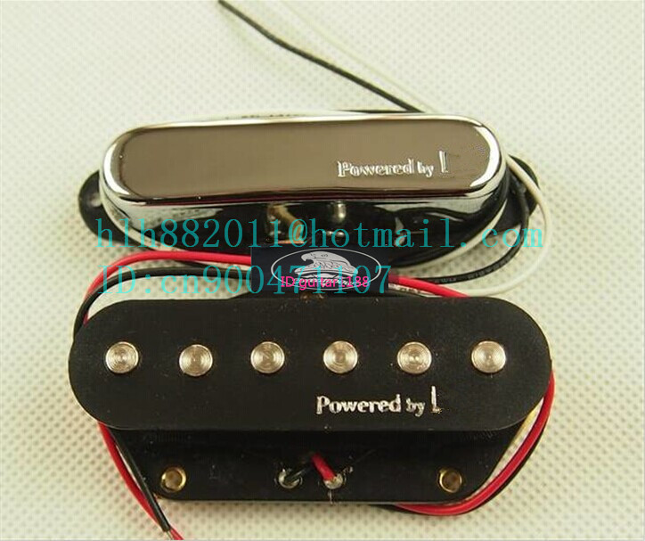 free shipping new TL electric guitar pickup in chrome made in South Korea  LA-8215 2pcs chrome guitar pickup lipstick tube pickup single coil