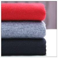 100% laine 145 cm large tricoté tissu stretch laine doux respirant pas attacher le automne et d'hiver vêtements tissu
