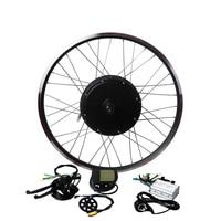 EUNORAU Electric Bike Conversion Kit 48V1000W Front/REAR hub motor E Bike Conversion Kit