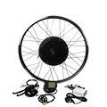 EUNORAU Elektrische Bike Conversion Kit 48V1000W Vorne/HINTEN hub motor E Bike Conversion Kit-in E-Bike Motor aus Sport und Unterhaltung bei