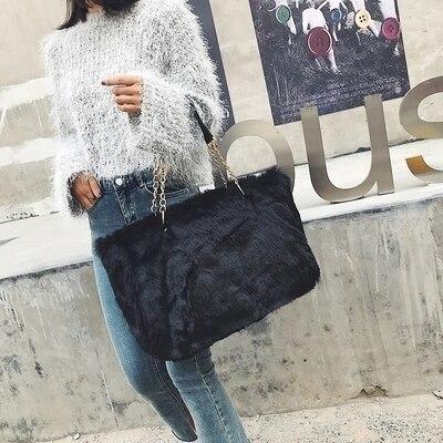 Новый Элитный бренд для женщин плюшевые сумки повседневное велюр Мужская тотализаторов женский большой ёмкость на плечо топ ручк