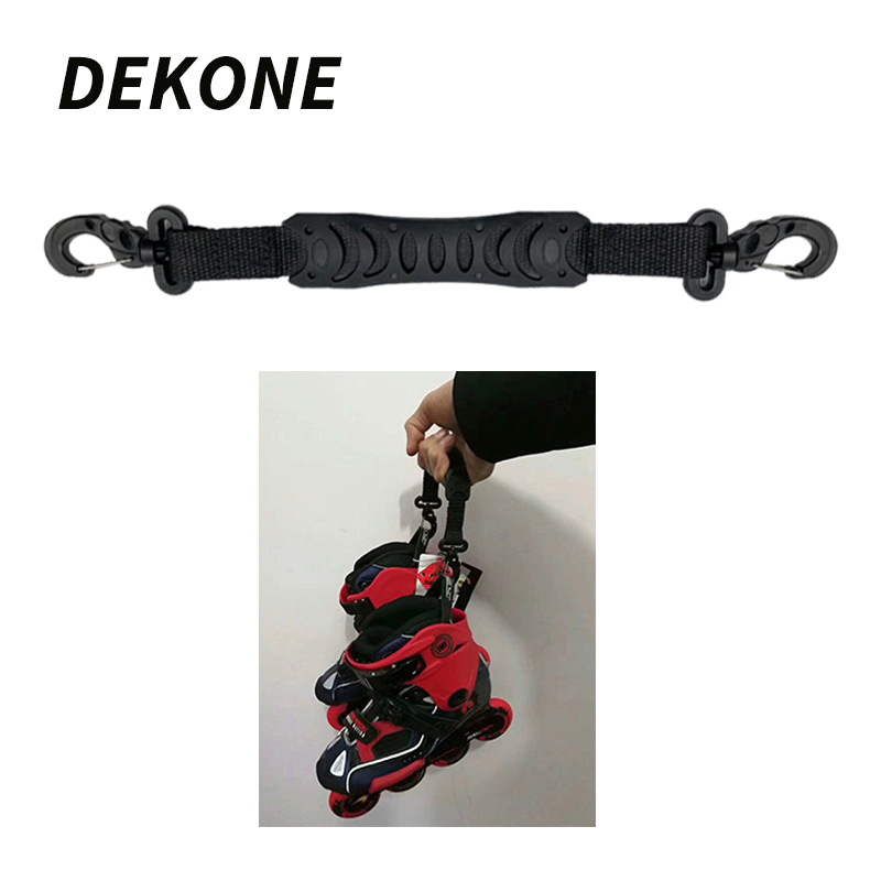 Roller Hockey Skate Hook Buckle High Quality Nylon 31cm  Handle Tool For BAUER Mission Tour Skating  Shoes