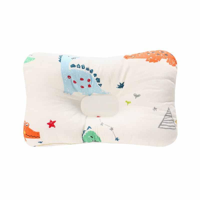 Подушка для младенца, подушка для защиты головы, детское постельное белье, Младенческая подушка для кормления малыша, позиционер для сна против скатывания - Цвет: Розовый
